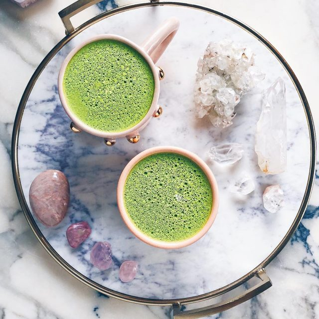Morning matcha and moments of quiet reflection  Ive beenhellip