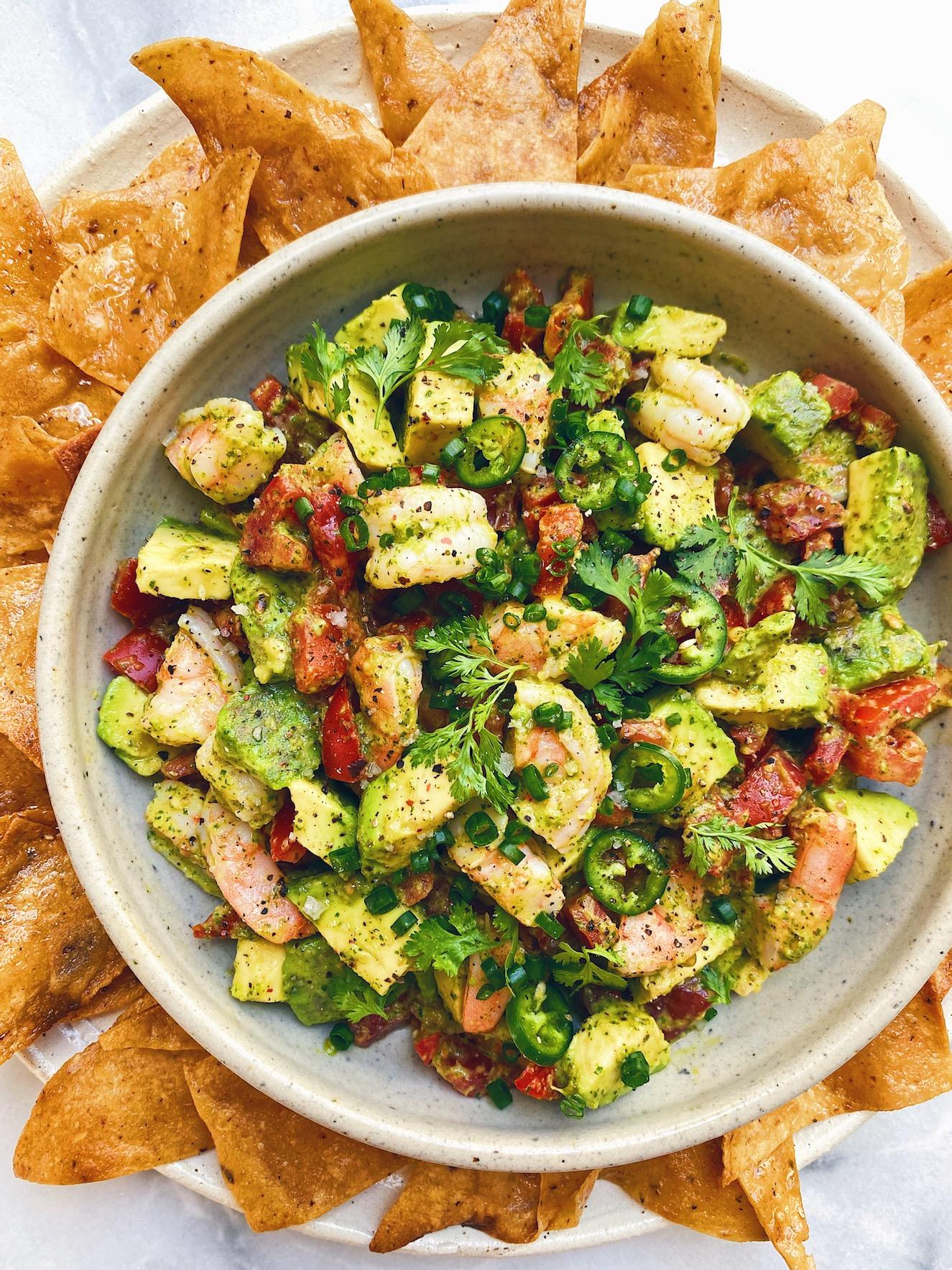 shrimp-avocado-tomato-salad-cilantro-lime-dressing